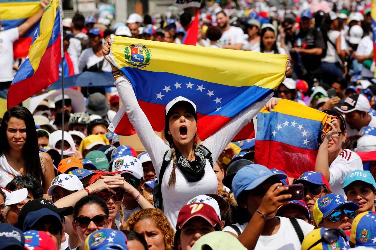 Não seja mais enganado: Crise venezuelana sem fakenews