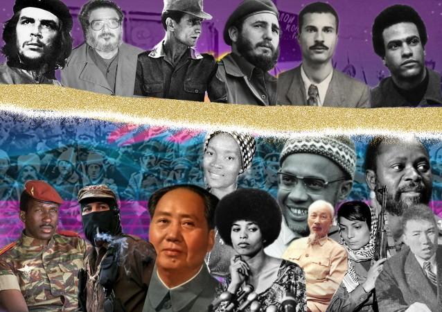 Conheça 16 revolucionários e revolucionáriasnão-europeus!